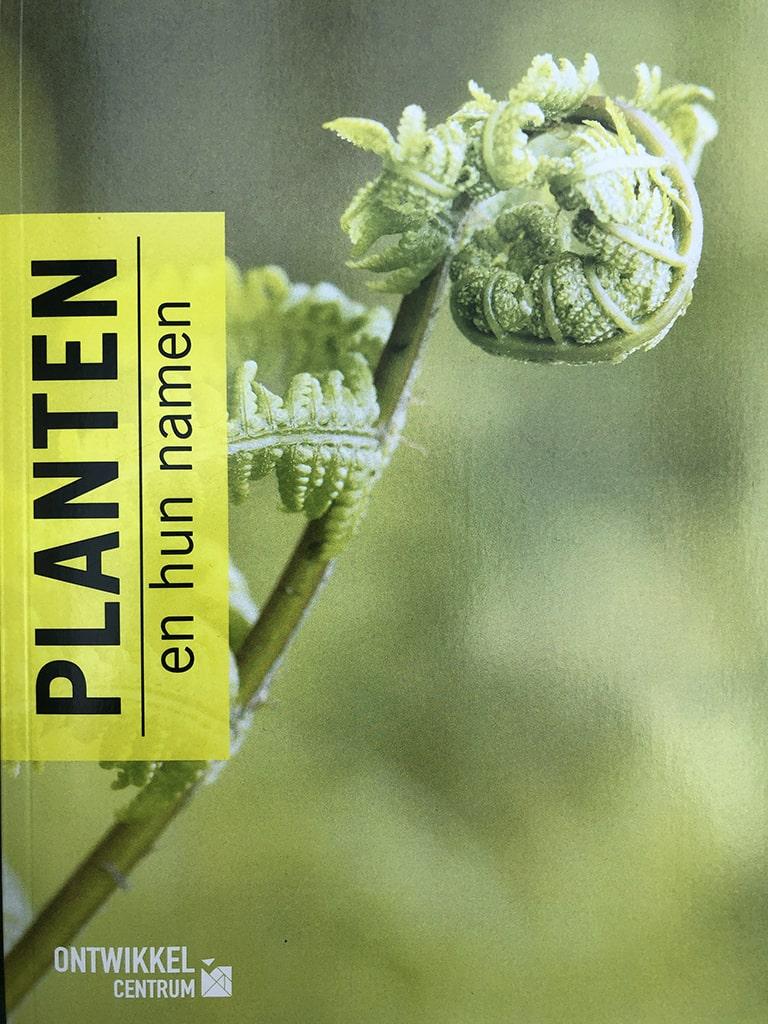 Boek Planten en hum namen